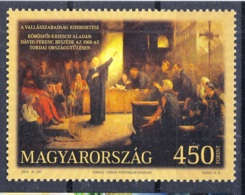 34.- HUNGARY 2018 The Unitarian Church 450 Years Old - Cristianismo