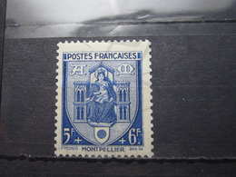 VEND BEAU TIMBRE DE FRANCE N° 536 , XX !!! (f) - 1941-66 Armoiries Et Blasons