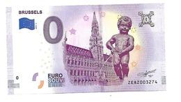 BRUSSELS  (billet 0 Euro) - Andere