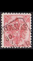 ÖSTERREICH AUSTRIA [BosHerz] MiNr 0004 II A ( O/used ) - Bosnia And Herzegovina