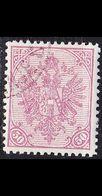 ÖSTERREICH AUSTRIA [BosHerz] MiNr 0020 Ax ( O/used ) - Bosnia And Herzegovina