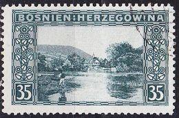 ÖSTERREICH AUSTRIA [BosHerz] MiNr 0038 ( O/used ) - Bosnia And Herzegovina
