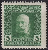 ÖSTERREICH AUSTRIA [BosHerz] MiNr 0067 ( **/mnh ) - Bosnia And Herzegovina