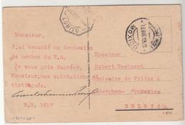 Angola / Postcards / Ceres / Postmarks - Angola