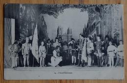 L'anoblissement - Université Saint Joseph De Beyrouth / Liban - Scène Historique - Théâtre / Histoire - (n°16063) - History