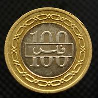 Bahrain 100 Fils (State). Asia Coin. Km20 - Bahrein