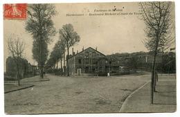 HARDRICOURT Boulevard Michelet Et Route Du Vexin - Hardricourt