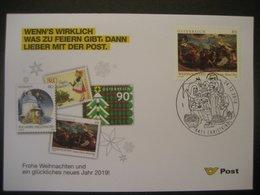 Österreich- Christkindl 24.12.2018 Auf ÖPT Karte - 2011-... Nuevos & Fijasellos