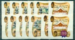TONGA Séries 459/63+a 275/79+service Aérien 155/57 Tous Nxx TP ADHESIFS TB - Tonga (1970-...)