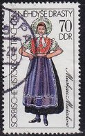 GERMANY DDR [1977] MiNr 2214 ( OO/used ) Trachten - DDR