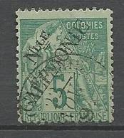 NOUV CALEDONIE N° 24 OBL - Nueva Caledonia