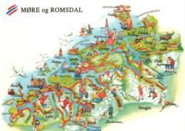 NORVEGE - NORWAY - MORE OG ROMSDAL - Norway