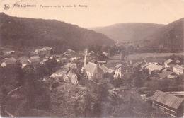 Seltene Alte  AK   ALLE- Sur- Semois / Belgien   - Gesamtansicht - Gelaufen 1924 - Belgium