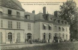 SEINE ET MARNE. MONTEREAU  Hôpital Auxiliaire - Montereau