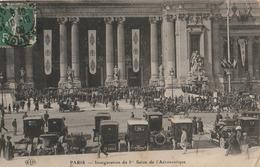 PARIS - Inauguration Di 1er Salon De L'Aéronautique - Exhibitions