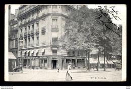 75 - PARIS 5EME - BOULEVARD ST-MICHEL - ETS DUVAL - VOIR L'ETAT - Distretto: 05