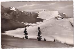 Schwarzwasserhütte Mit Steinmandl 1984 M - (1961) - Kleinwalsertal