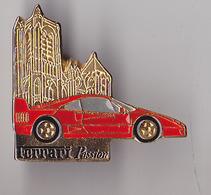 PIN'S THEME AUTOMOBILE  FERRARI  PASSION - Ferrari