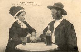 - Types LOZERIENS - Déclaration D'amour, Doux Serments (gros Plan)  -20077- - Unclassified
