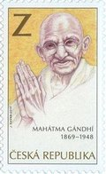 1037 Czech Republic Mahatma Gandhi 2019 - Mahatma Gandhi