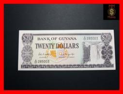 GUYANA 20 DOLLARS P. 24 C   UNC - Guyana