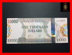 GUYANA 1.000  1000 DOLLARS 2011 P. 38 UNC - Guyana