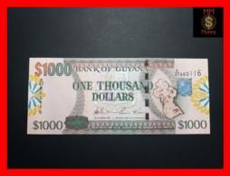 GUYANA 1.000  1000 DOLLARS 2005  P. 39 A UNC - Guyana