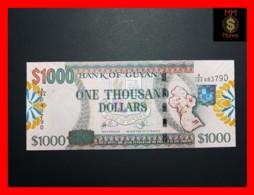GUYANA 1.000  1000 DOLLARS 2009  P. 39 B UNC - Guyana
