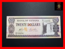 GUYANA 20 DOLLARS P. 30 C UNC - Guyana