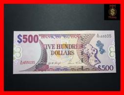 GUYANA 500 DOLLARS 2000 P. 34 B UNC - Guyana
