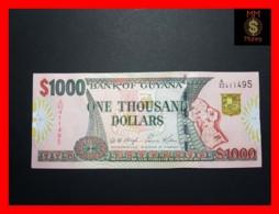 GUYANA 1.000  1000 DOLLARS P. 35 UNC - Guyana