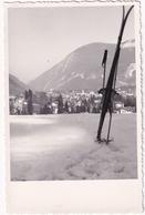 Ski's Im Schnee - Schneeberggebiet