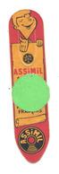 Marque-pages En Relief - ASSIMIL - Livre, Disque , Langue,...  - Signet  (b260) - Marque-Pages