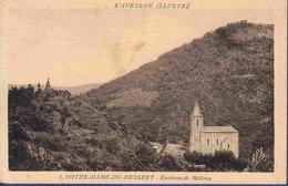 12 SAINT VICTOR ET MELVIEU Notre Dame Du Dessert - Saint Victor