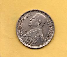 Louis Ll  1947 Correct - Mónaco