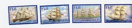 Fidji 2005-Voiliers-1087/90***MNH - Ships