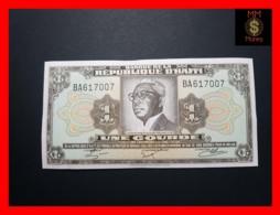 HAITI 1 Gourde L. 17.8.1979  P.  239  UNC - Haiti