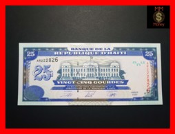 HAITI 25 GOURDES 2000  P.  266 A  UNC - Haïti