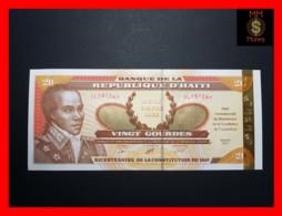 HAITI 20 GOURDES 2001  P. 271  *COMMEMORATIVE* UNC - Haïti