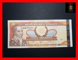 HAITI 20  GOURDES 2001  P. 271 A B  UNC - Haïti