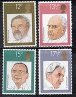 APR2545 - GRAN BRETAGNA 1980 , EII  Unificato Serie 951/954  ***  MNH  (2380A). - Nuovi