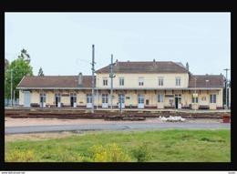 08  AMAGNE  LUCQUY    ....  La Gare - Altri Comuni