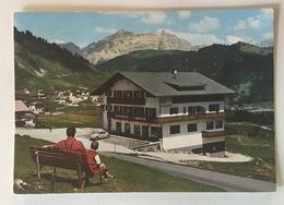 COLFOSCO - ALBERGO PENSIONE LUJANTA VAL BADIA VIAGGIATA FG - Bolzano (Bozen)