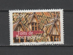 "FRANCE / 2003 / Y&T N° 3597 : ""France à Voir N°2"" (Toits De Bourgogne) - Usuel - Gebruikt"