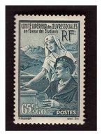 Timbre N° 417 Neuf ** - Frankreich
