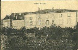54 Meurthe Et Moselle VILLERS En  HAYE Rue - Autres Communes