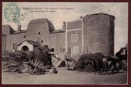 La Cavalerie - Camp Du Larzac  - Les Remparts   - Aveyron 12230 - Attelage - La Cavalerie