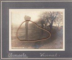 Elversele -Waesmunster  - Zicht Op Vicinal - Ca. 1900 - Waasmunster