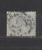 COB 39 Oblitération Centrale TERMONDE - 1883 Leopold II