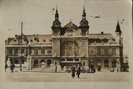 Verviers // Carte Photo // Gare Centrale 19?? - Verviers